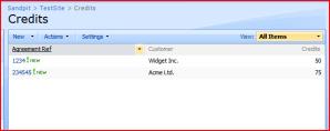 customer-credits-list