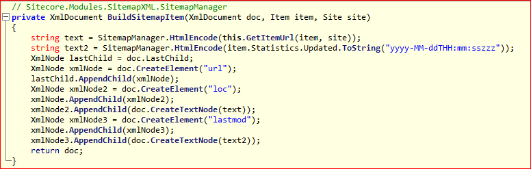 problems with sitemapxml module for sitecore andy burns blog